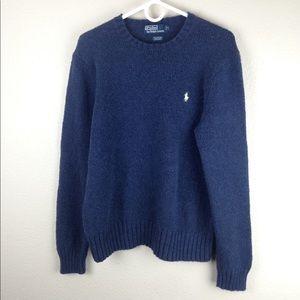 Polo Ralph Lauren Cotton & Linen Sweater
